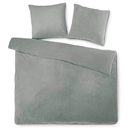 aqua-textil Feelwell Thermo Flausch Bettwäsche