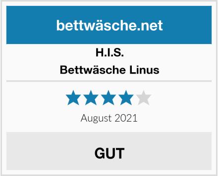 H.I.S. Bettwäsche Linus Test