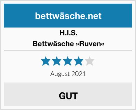 H.I.S. Bettwäsche »Ruven« Test