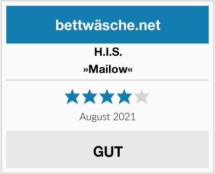 H.I.S. »Mailow« Test