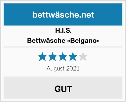 H.I.S. Bettwäsche »Belgano« Test