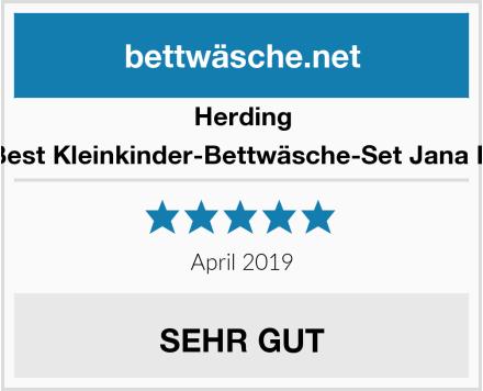 Herding Baby Best Kleinkinder-Bettwäsche-Set Jana Drache Test