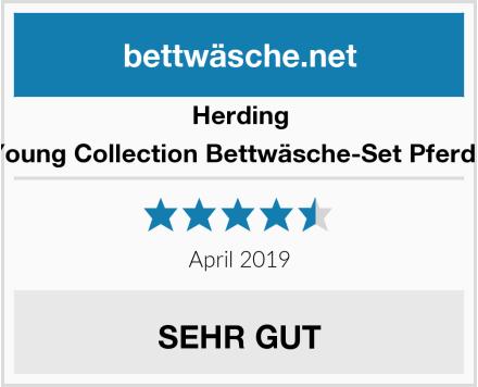 Herding Young Collection Bettwäsche-Set Pferde Test
