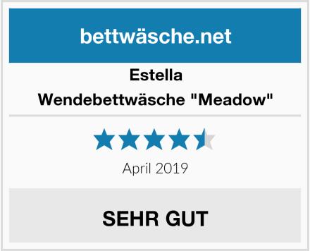 """Estella Wendebettwäsche """"Meadow"""" Test"""