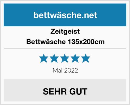 Zeitgeist Bettwäsche 135x200cm Test