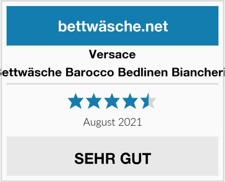 Versace Bettwäsche Barocco Bedlinen Biancheria Test