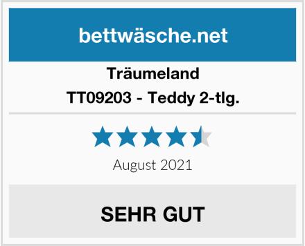 Träumeland TT09203 - Teddy 2-tlg. Test