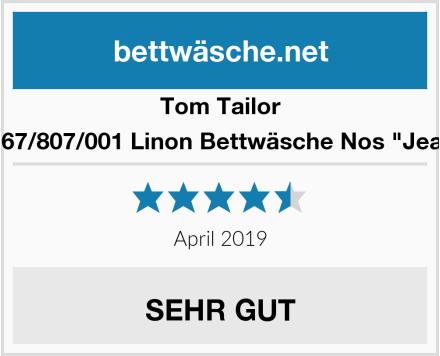Tom Tailor 49467/807/001 Linon Bettwäsche Nos