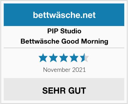 PIP Studio Bettwäsche Good Morning Test