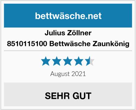 Julius Zöllner 8510115100 Bettwäsche Zaunkönig Test