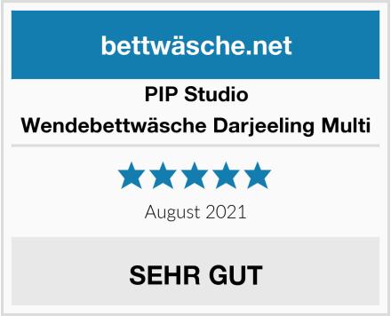 PIP Studio Wendebettwäsche Darjeeling Multi Test
