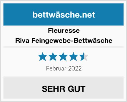 Fleuresse Riva Feingewebe-Bettwäsche Test