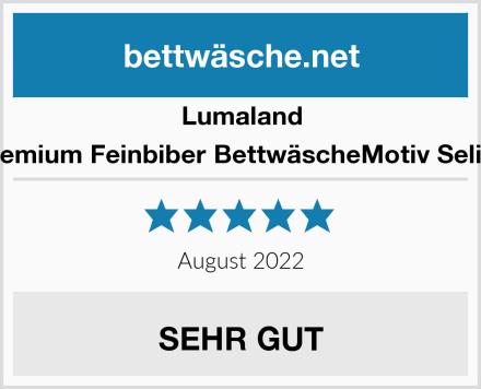 Lumaland Premium Feinbiber BettwäscheMotiv Selina Test