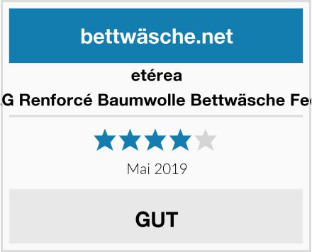 etérea 3 TLG Renforcé Baumwolle Bettwäsche Federn Test