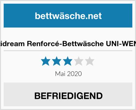 Optidream Renforcé-Bettwäsche UNI-WENDE Test