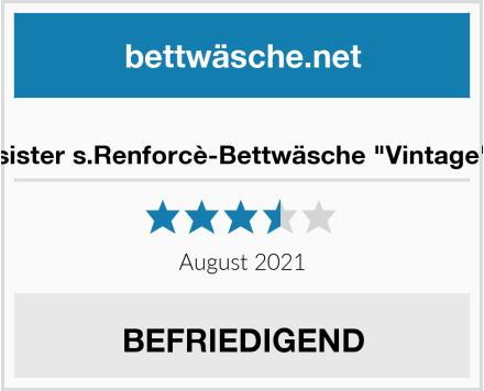 No Name sister s.Renforcè-Bettwäsche