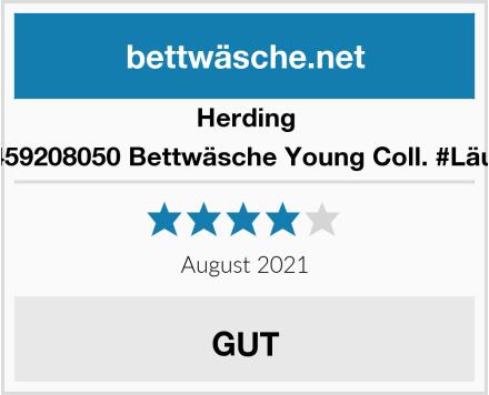 Herding 4459208050 Bettwäsche Young Coll. #Läuft Test