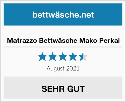 No Name Matrazzo Bettwäsche Mako Perkal Test