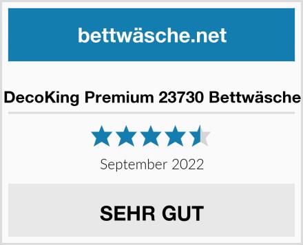 DecoKing Premium 23730 Bettwäsche Test