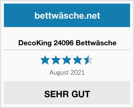 DecoKing 24096 Bettwäsche Test