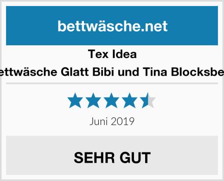 Tex Idea Bettwäsche Glatt Bibi und Tina Blocksberg Test