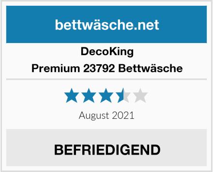 DecoKing Premium 23792 Bettwäsche Test