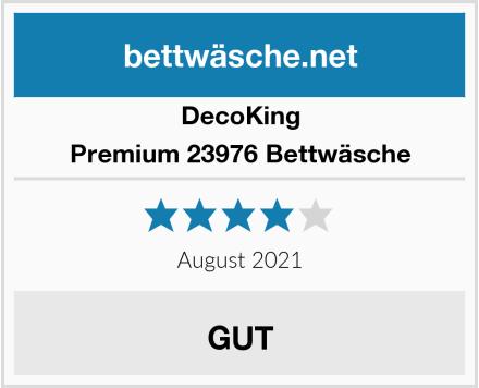 DecoKing Premium 23976 Bettwäsche Test
