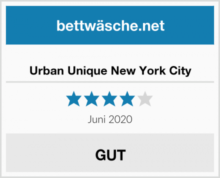 Urban Unique New York City Test