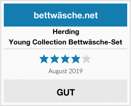 Herding Young Collection Bettwäsche-Set Test