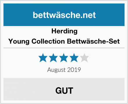 Herding Young Collection Bettwäsche-Set Test