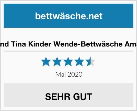 Bibi und Tina Kinder Wende-Bettwäsche Amadeus Test