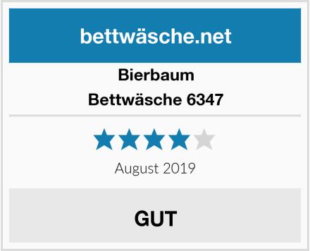 Bierbaum Bettwäsche 6347 Test