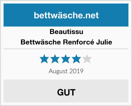 Beautissu Bettwäsche Renforcé Julie Test