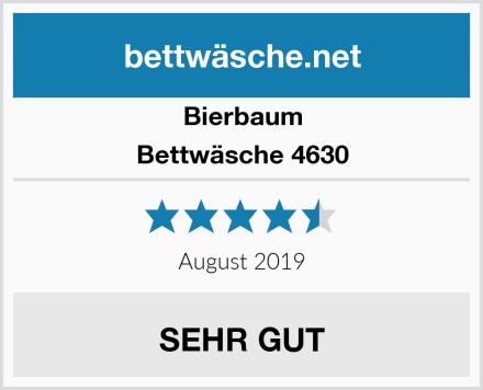 Bierbaum Bettwäsche 4630 Test