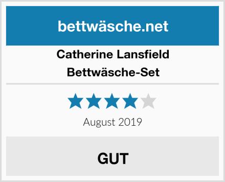 Catherine Lansfield Bettwäsche-Set Test
