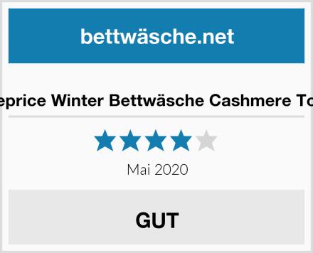 Niceprice Winter Bettwäsche Cashmere Touch Test
