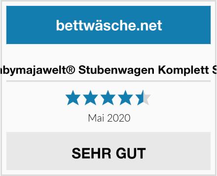 No Name Babymajawelt® Stubenwagen Komplett Set Test