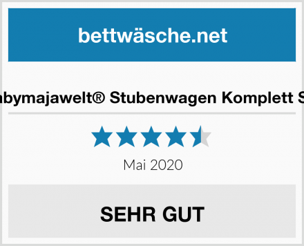 Babymajawelt® Stubenwagen Komplett Set Test
