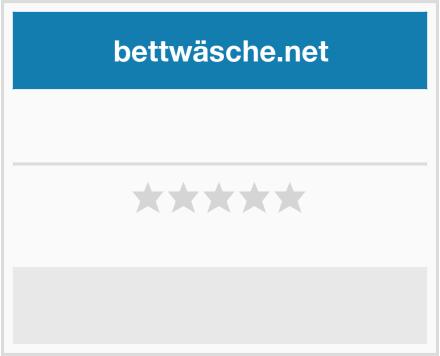 Night Fly Microfaser Wende Bettwäsche Uni Farben Rot Test