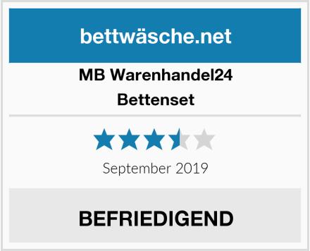 MB Warenhandel24 Bettenset Test