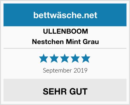 ULLENBOOM Nestchen Mint Grau Test