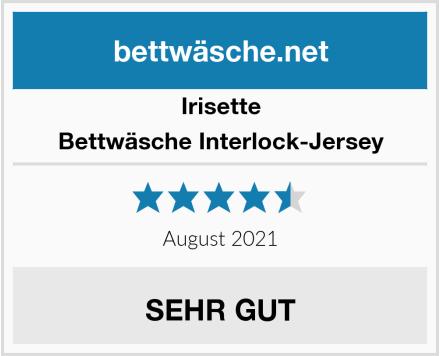 Irisette Bettwäsche Interlock-Jersey Test