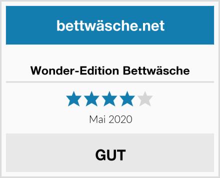 Wonder-Edition Bettwäsche Test