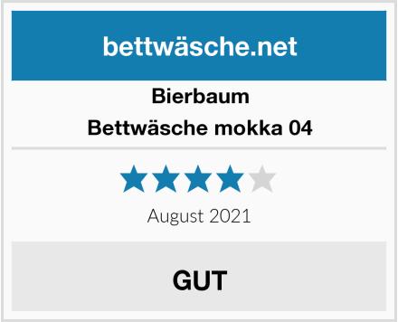 Bierbaum Bettwäsche mokka 04 Test