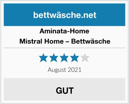 Aminata-Home Mistral Home – Bettwäsche Test