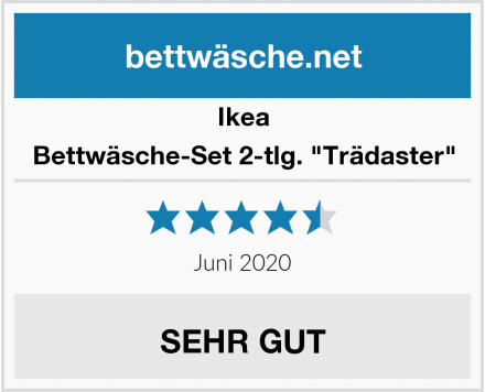 Ikea Bettwäsche-Set 2-tlg.