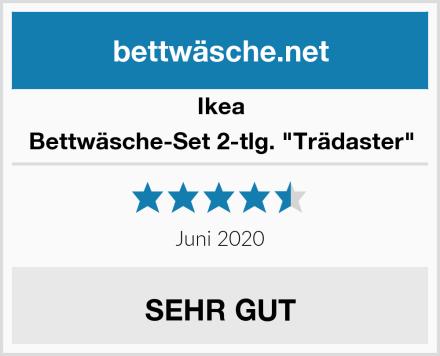 """Ikea Bettwäsche-Set 2-tlg. """"Trädaster"""" Test"""