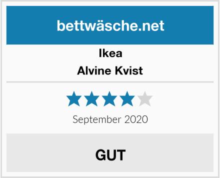 Ikea Alvine Kvist Test