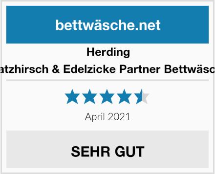 Herding Platzhirsch & Edelzicke Partner Bettwäsche Test