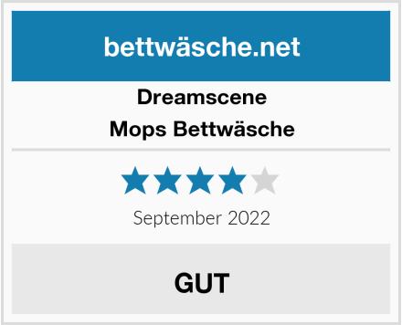 Dreamscene Mops Bettwäsche Test